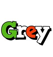 Grey venezia logo