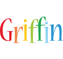 Griffin birthday logo