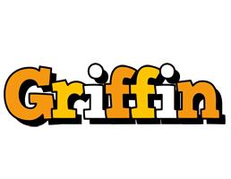 Griffin cartoon logo