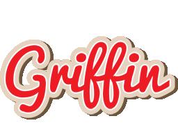 Griffin chocolate logo