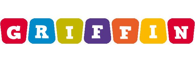 Griffin daycare logo