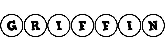 Griffin handy logo