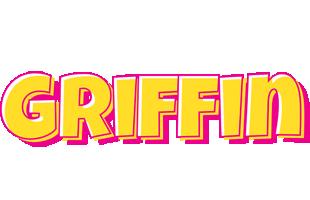 Griffin kaboom logo