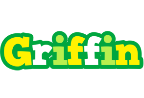 Griffin soccer logo