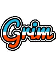 Grim america logo