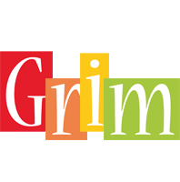 Grim colors logo