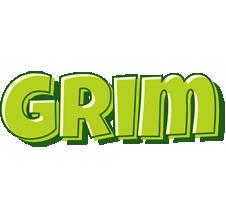 Grim summer logo