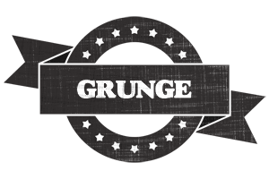 GRUNGE logo effect. Colorful text effects in various flavors. Customize your own text here: https://www.textGiraffe.com/logos/grunge/