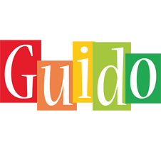 Guido colors logo