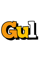 Gul cartoon logo