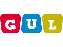 Gul kiddo logo