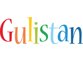 Gulistan birthday logo