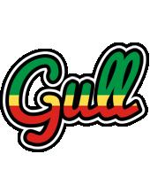 Gull african logo