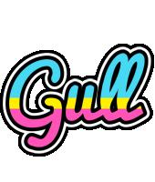 Gull circus logo