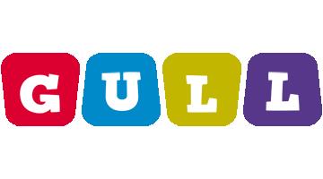 Gull daycare logo
