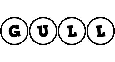 Gull handy logo