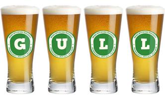Gull lager logo