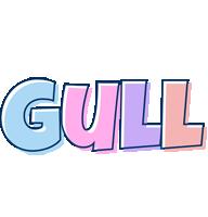 Gull pastel logo
