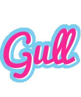 Gull popstar logo