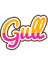Gull smoothie logo