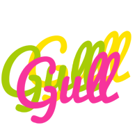 Gull sweets logo