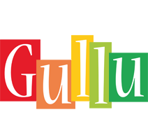 Gullu colors logo
