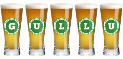 Gullu lager logo