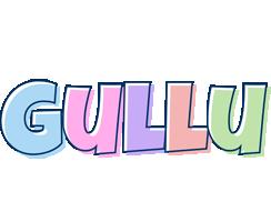 Gullu pastel logo