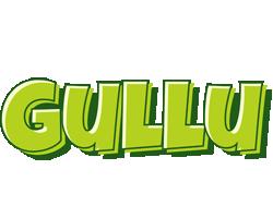 Gullu summer logo
