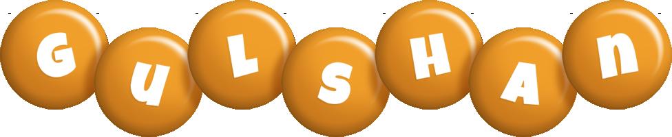 Gulshan candy-orange logo