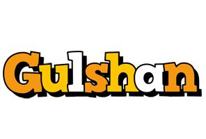 Gulshan cartoon logo