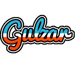 Gulzar america logo