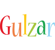 Gulzar birthday logo