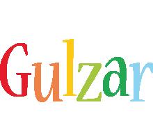 Gulzar birthday logo