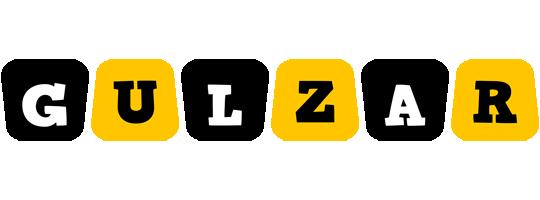 Gulzar boots logo