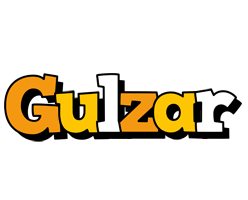 Gulzar cartoon logo