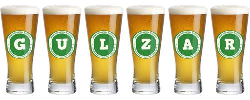 Gulzar lager logo