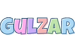 Gulzar pastel logo