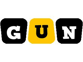 Gun boots logo