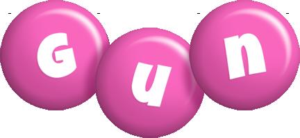 Gun candy-pink logo