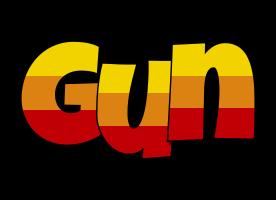 Gun jungle logo
