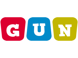 Gun kiddo logo