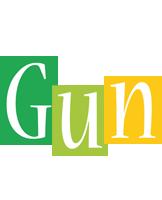 Gun lemonade logo