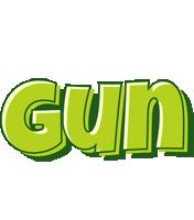Gun summer logo