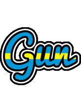 Gun sweden logo