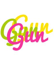 Gun sweets logo