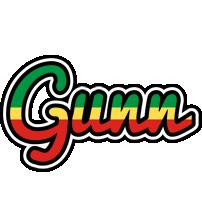 Gunn african logo