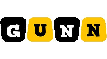 Gunn boots logo