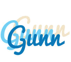Gunn breeze logo