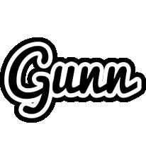 Gunn chess logo